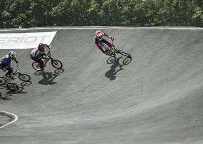 Compétition intense