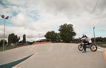 BMX Eddy Clerté